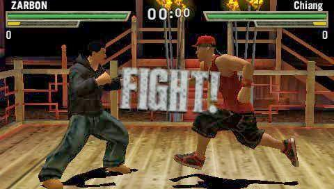 Def Jam Fight for NY The Takeover ISO PSP